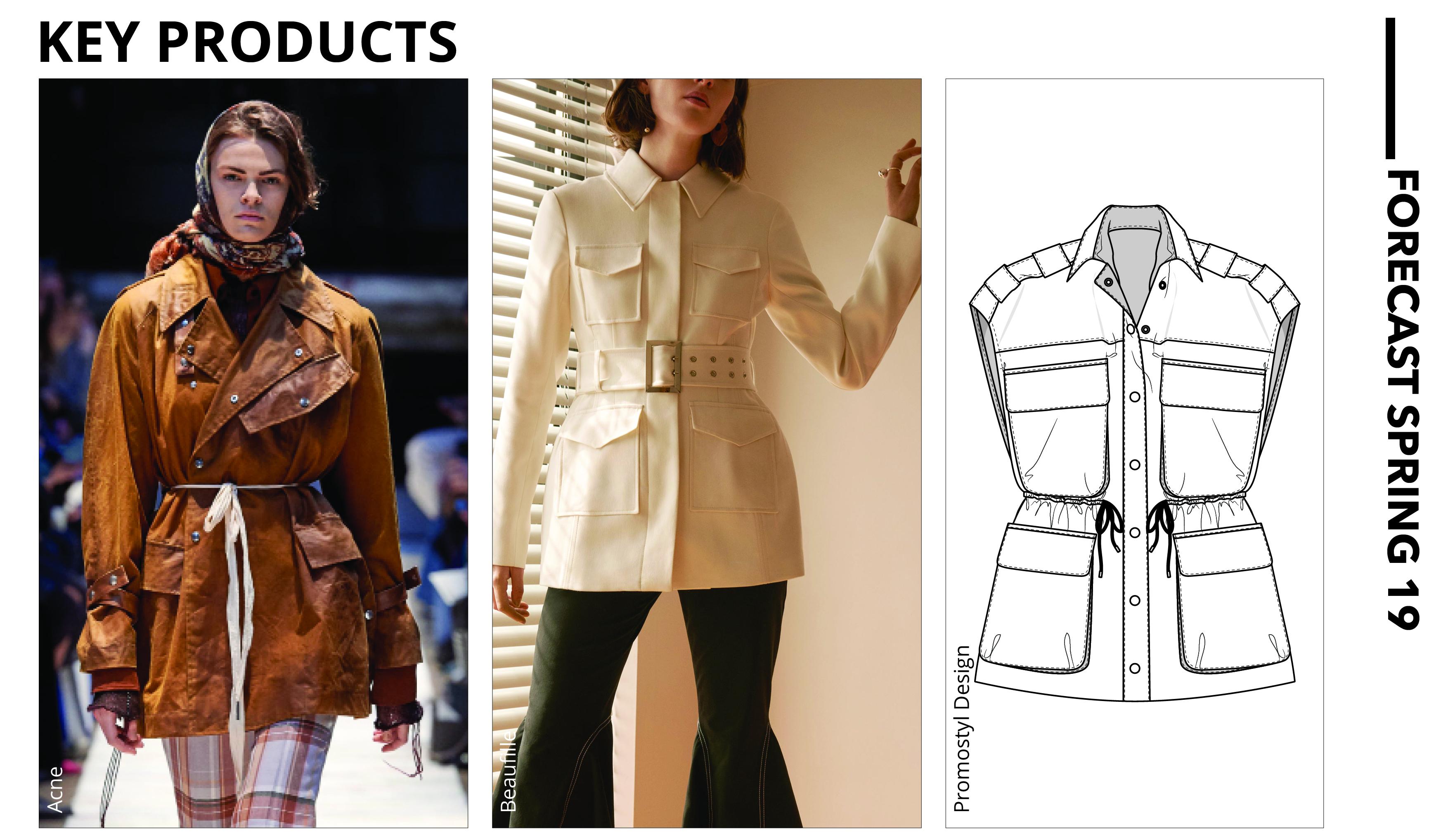 Une garde-robe élégante et fonctionnelle qui s amuse avec les codes d un  sportswear stylisé, remodelant les tenues de la fashionista décontractées. b1a62bf2bce