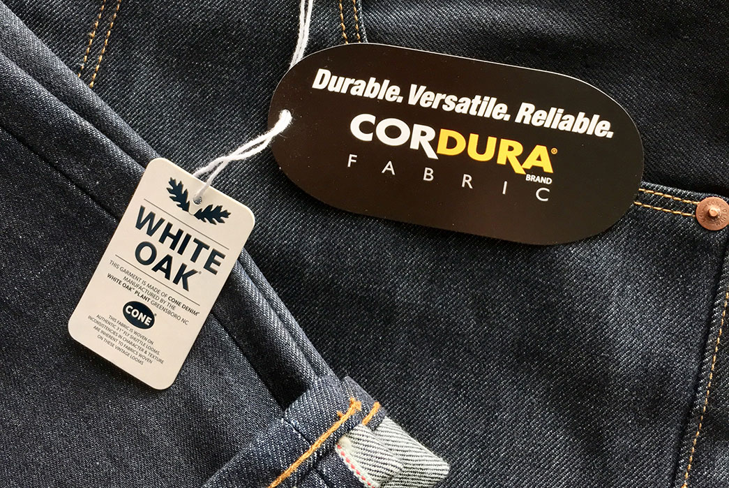 CORDURA® Brand x CONE DENIM®
