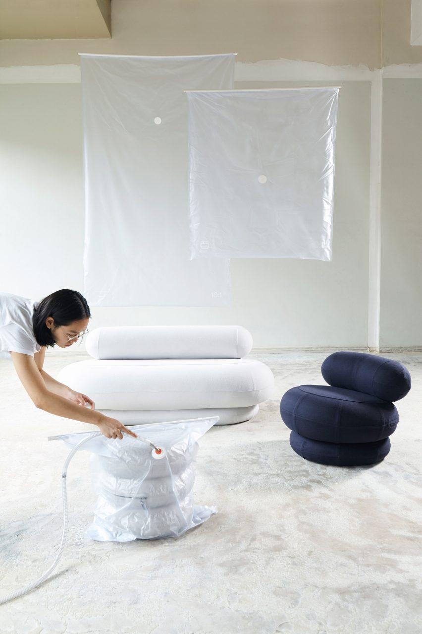 Responsive Furniture