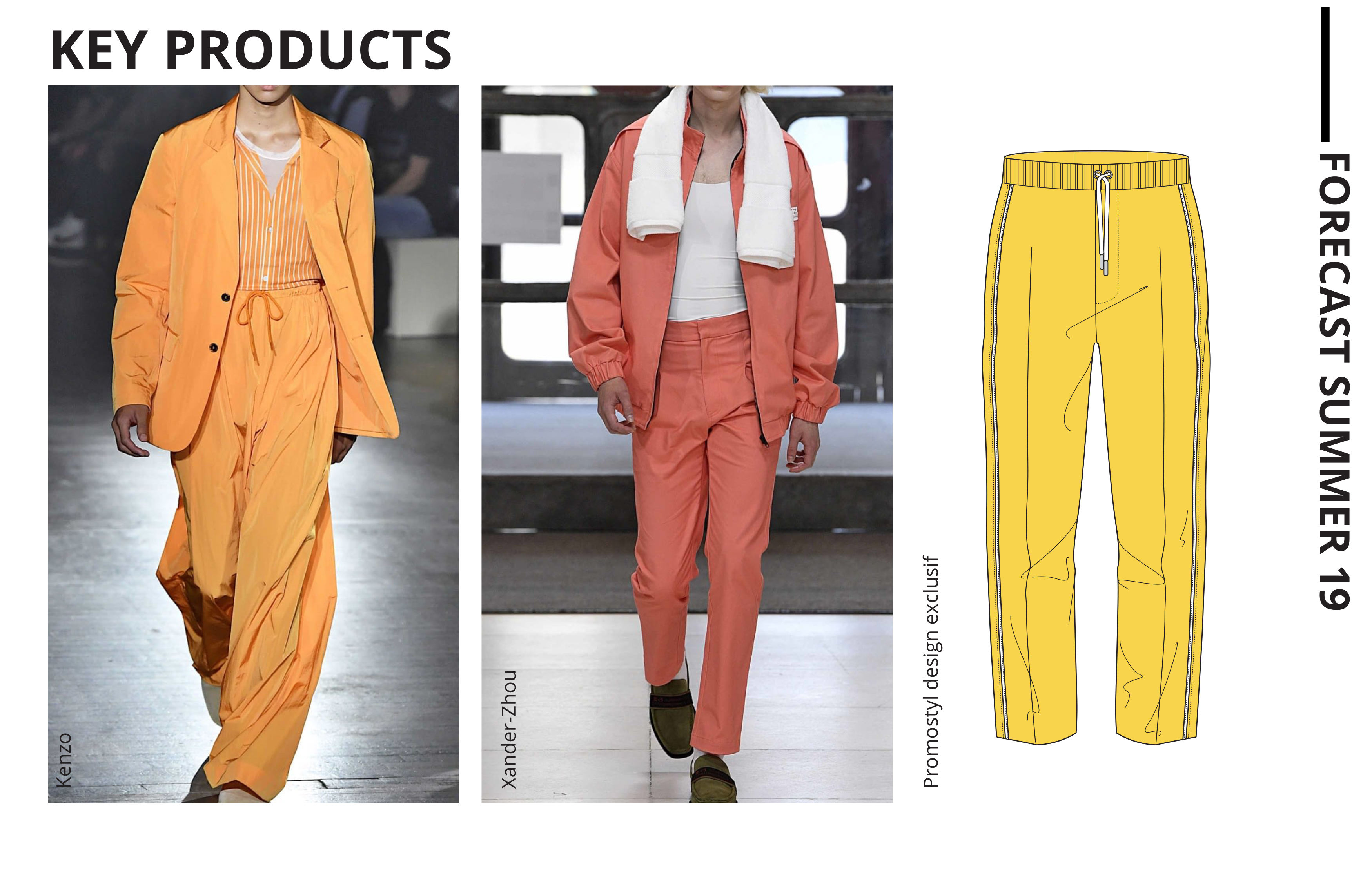 The jacket is unstructured fit with wide shoulders covering the thigh. –  The tracksuit is now established as the new suit, in a lighter and ... 805c3decf29