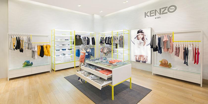2fd495e0af944a KENZO Kids, licence du groupe Kidiliz, ouvre son premier magasin à Hong  Kong. C est au sein de « Harbour City », le plus grand centre commercial de  la ...