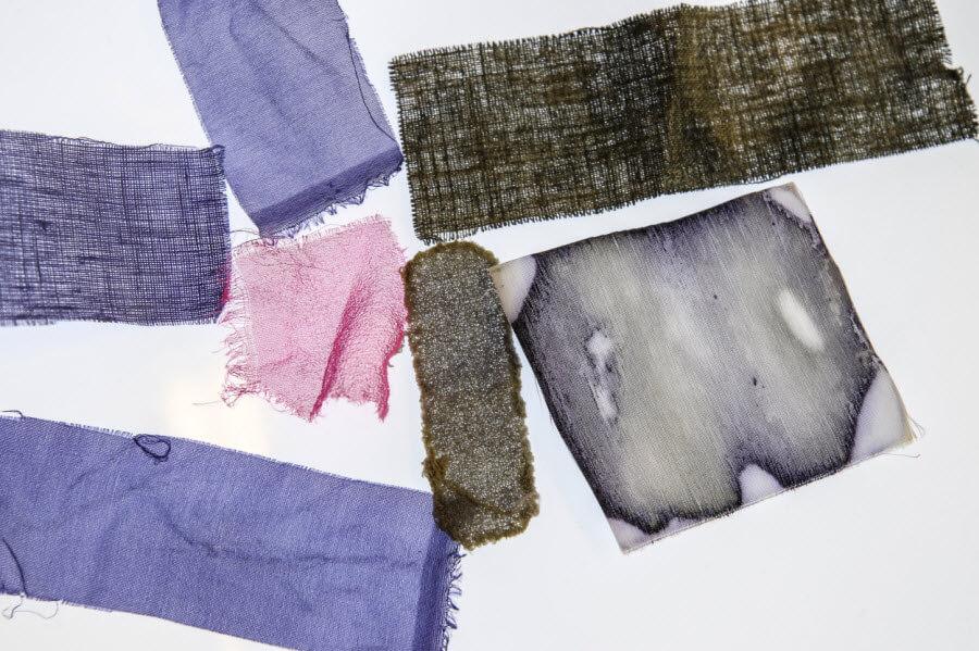Vienna Textile Lab, Karin Fleck