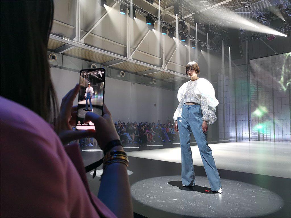 Fashion Flair, Huawei, Anna Yang