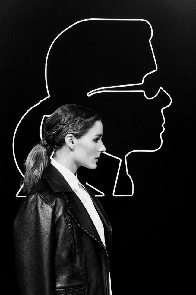 Karl Lagerfeld, Olivia Palermo